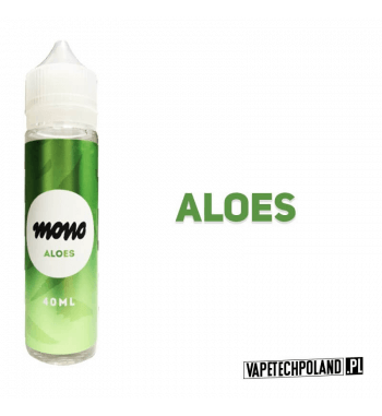 Mono Premix - Aloes 40ML