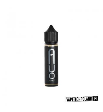 Premix FLUO - Gray 50ML Winogrono,czarna porzeczka,eukaliptus i menthol!Produkt Shake and Vape przeznaczony do wcześniejszego